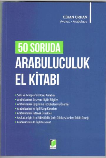 50 Soruda Arabuluculuk El Kitabı