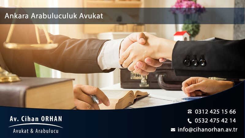 Ankara Arabuluculuk Avukat