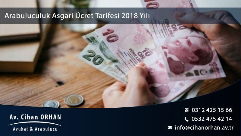 arabuluculuk-asgari-ucret-tarifesi-2018-yili
