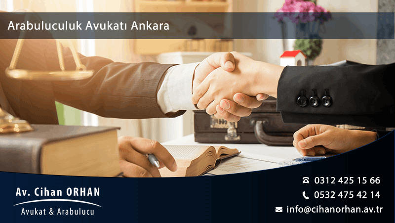 Arabuluculuk Avukatı Ankara