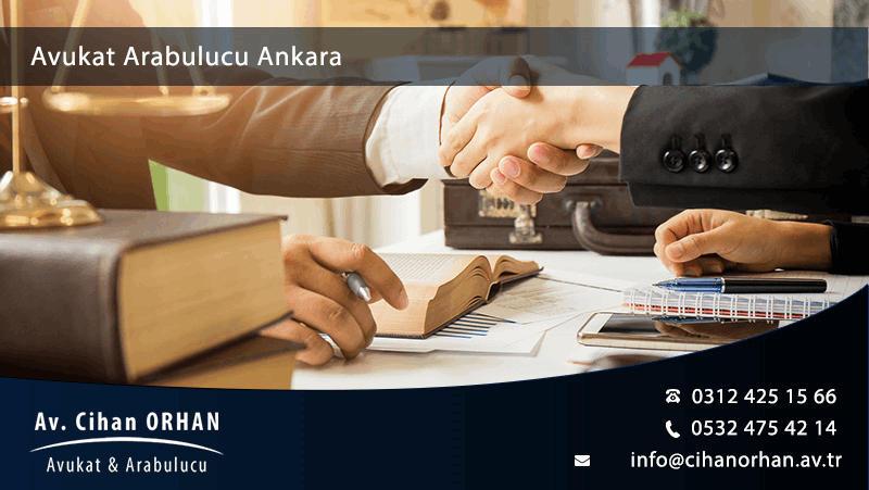 Avukat Arabulucu Ankara