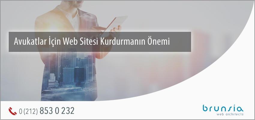 Avukatlar İçin Web Sayfası Kurdurmanın Önemi