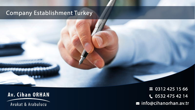 Company Establishment Turkey