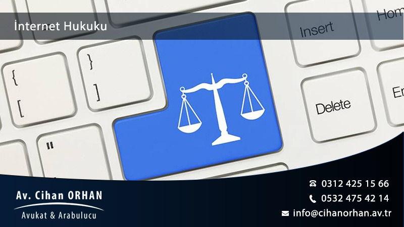 İnternet Hukuku