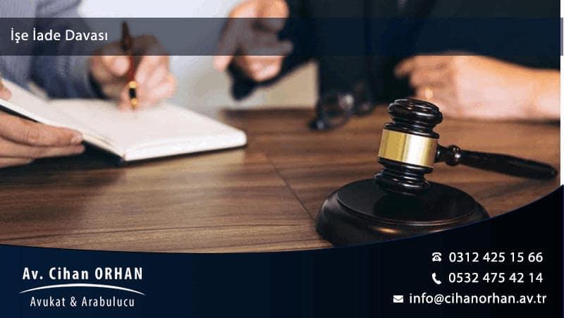 İşe İade Davası Ankara