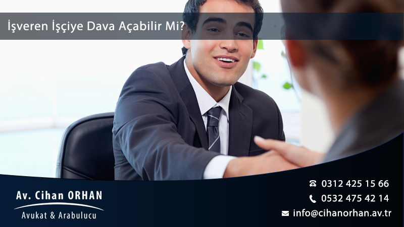 İşveren Avukatı Ankara